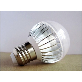 3W LED Bulbs with Chips from Taiwan
